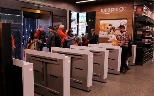 Mobile Self-Checkout Coming to 3,000 Stores | Net Future
